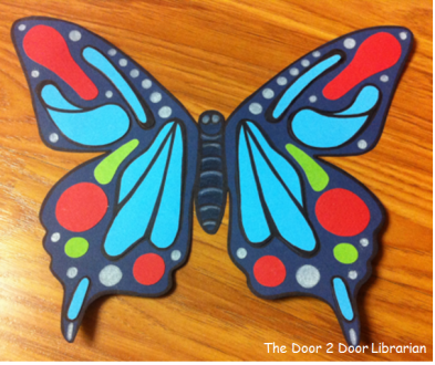Butterfly Storytime Craft