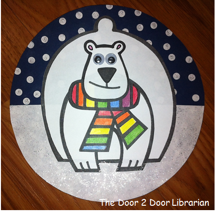 Polar Bear Storytime Craft