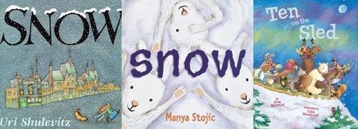 Snow Picture Books