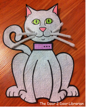 Cat Storytime Craft