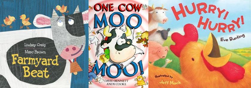 Farm Animal Books