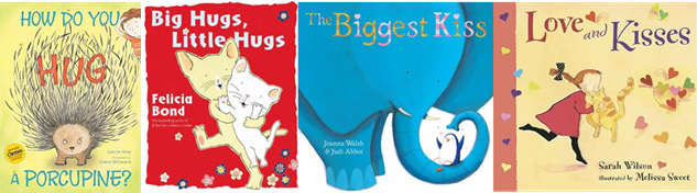 Hugs & Kisses Books