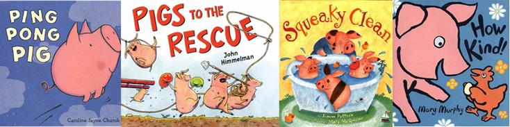 Pig Books