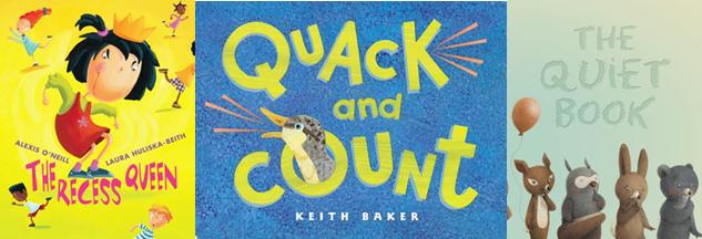 Letter Q Books