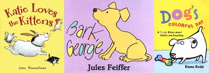 Puppie & Dog Books