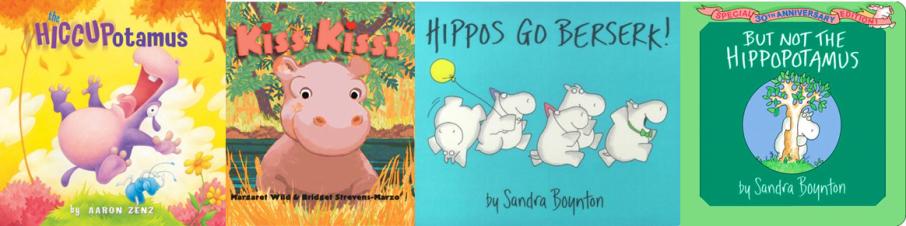 Hippopotamus Books