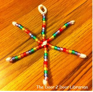 Afterschool Program_Christmas Around the Globe Snowflake Craft