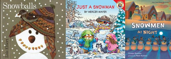 Snowmen Books