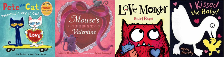 Valentine's Day 2 Books