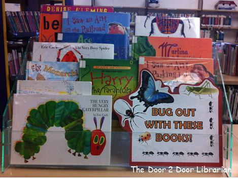 Bug Related  Book Display