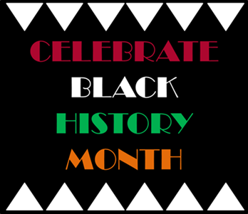 Celebrate Black History Month Graphic