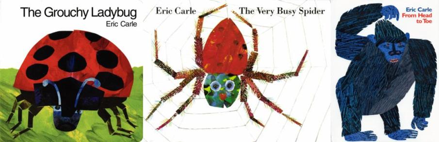 Eric Carle Storytime Books