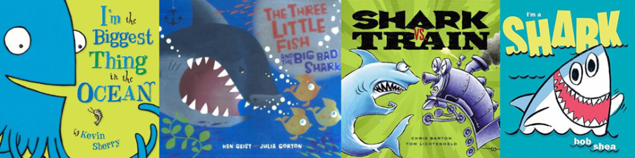 Shark Storytime Books