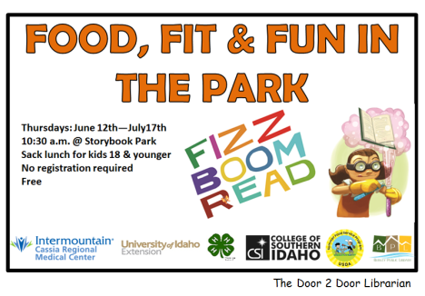 Food, Fit & Fun in the Park