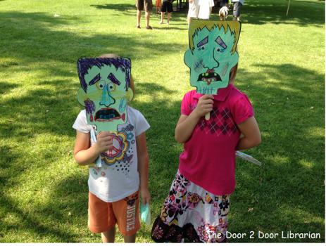 Frankenstein Masks