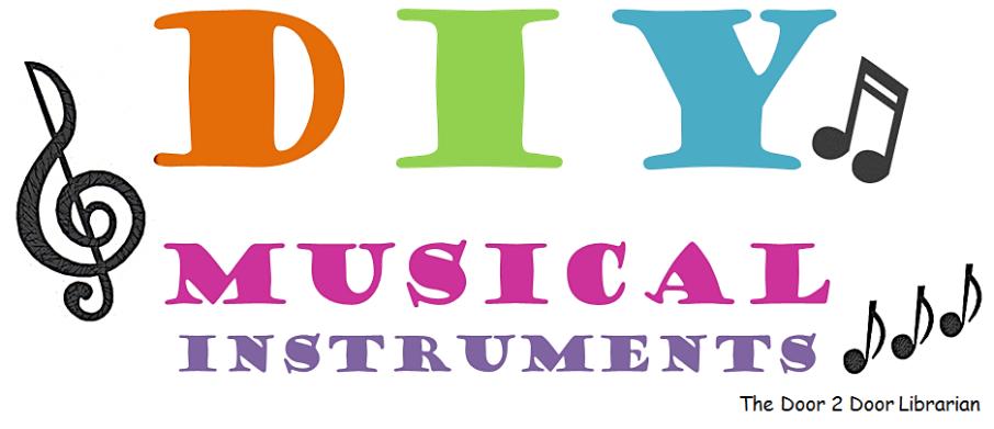 Facebook DIY Musical Instruments Graphics