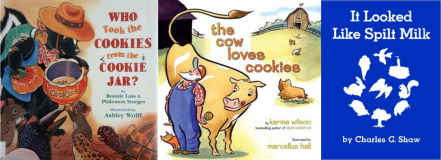Milk & Cookies Storytime Picture Books